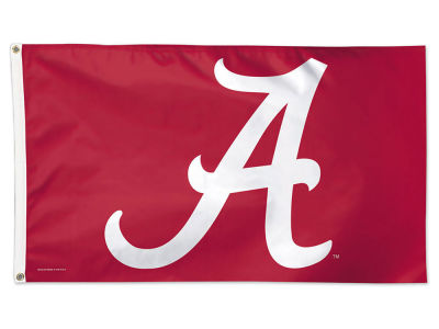 Alabama Crimson Tide Wincraft 3x5 Deluxe Flag