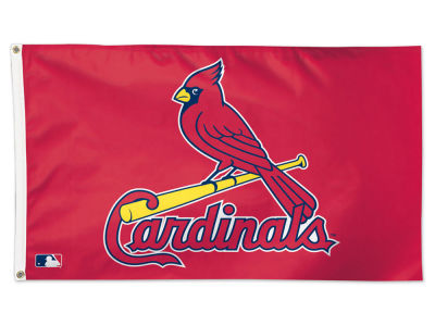 St. Louis Cardinals 3x5 Deluxe Flag