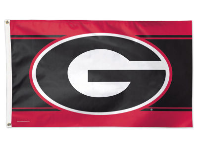 Georgia Bulldogs 3x5 Deluxe Flag