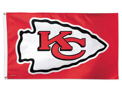 Kansas City Chiefs Wincraft 3x5 Deluxe Flag