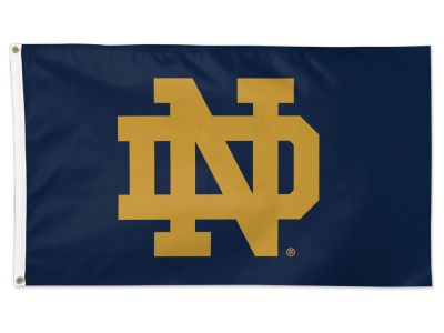 Notre Dame Fighting Irish 3x5 Deluxe Flag