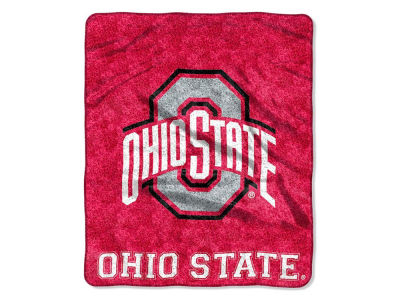 Ohio State Buckeyes The Northwest Company 50x60in Sherpa Throw