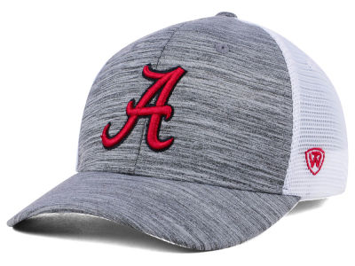Alabama Crimson Tide Top of the World NCAA Warmup Adjustable Cap