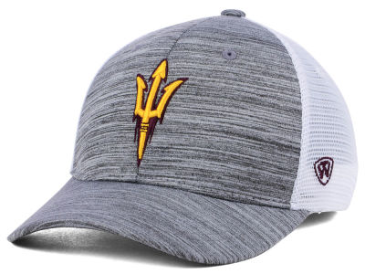 Arizona State Sun Devils Top of the World NCAA Warmup Adjustable Cap