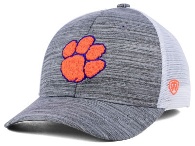 Clemson Tigers Top of the World NCAA Warmup Adjustable Cap