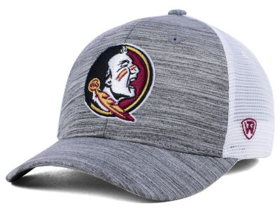 Florida State Seminoles Top of the World NCAA Warmup Adjustable Cap