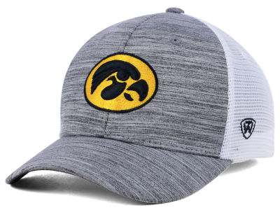 Iowa Hawkeyes Top of the World NCAA Warmup Adjustable Cap