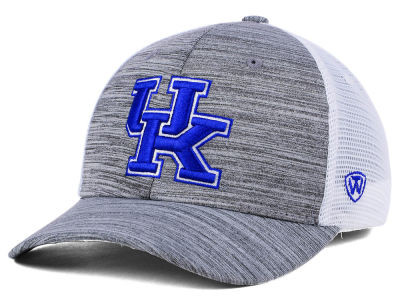 Kentucky Wildcats Top of the World NCAA Warmup Adjustable Cap