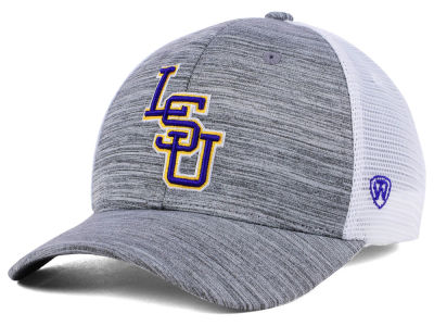 LSU Tigers Top of the World NCAA Warmup Adjustable Cap