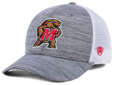 Maryland Terrapins Top of the World NCAA Warmup Adjustable Cap