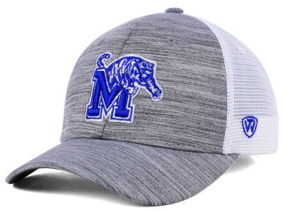 Memphis Tigers Top of the World NCAA Warmup Adjustable Cap
