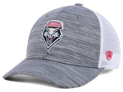 New Mexico Lobos Top of the World NCAA Warmup Adjustable Cap