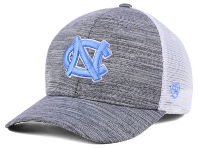 North Carolina Tar Heels Top of the World NCAA Warmup Adjustable Cap