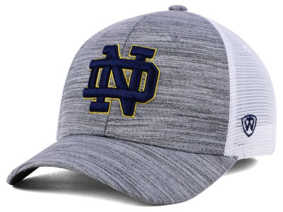 Notre Dame Fighting Irish Top of the World NCAA Warmup Adjustable Cap