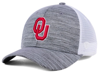 Oklahoma Sooners Top of the World NCAA Warmup Adjustable Cap