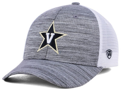 Vanderbilt Commodores Top of the World NCAA Warmup Adjustable Cap