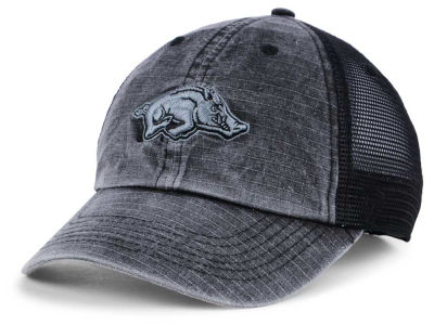 Arkansas Razorbacks Top of the World NCAA Ploom Adjustable Cap