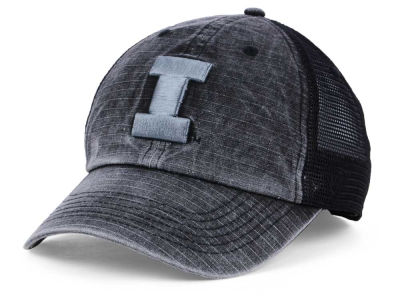 Illinois Fighting Illini Top of the World NCAA Ploom Adjustable Cap