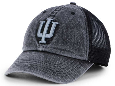 Indiana Hoosiers Top of the World NCAA Ploom Adjustable Cap