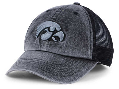 Iowa Hawkeyes Top of the World NCAA Ploom Adjustable Cap