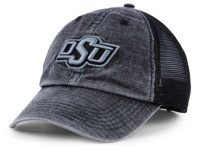 Oklahoma State Cowboys Top of the World NCAA Ploom Adjustable Cap