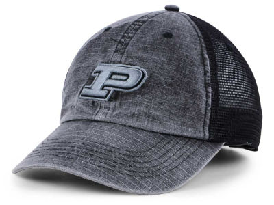 Purdue Boilermakers Top of the World NCAA Ploom Adjustable Cap