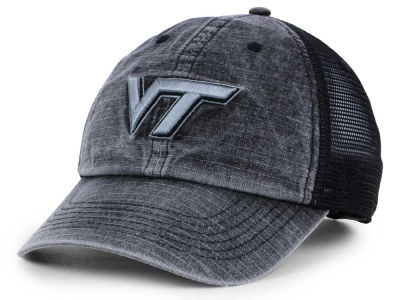 Virginia Tech Hokies Top of the World NCAA Ploom Adjustable Cap