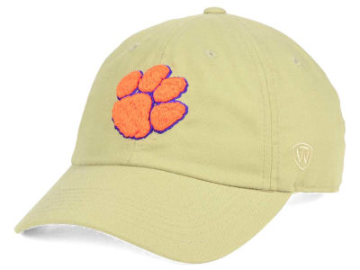 Clemson Tigers Top of the World NCAA Main Adjustable Cap