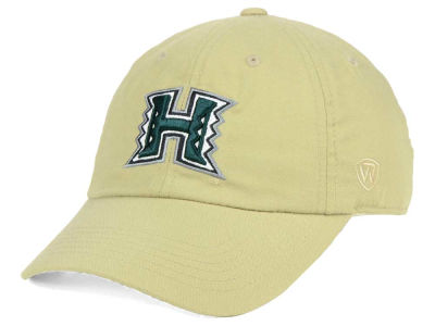 Hawaii Warriors Top of the World NCAA Main Adjustable Cap