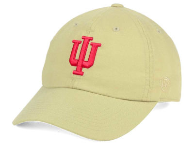 Indiana Hoosiers Top of the World NCAA Main Adjustable Cap