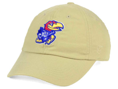 Kansas Jayhawks Top of the World NCAA Main Adjustable Cap