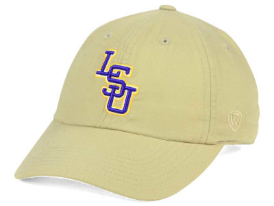 LSU Tigers Top of the World NCAA Main Adjustable Cap