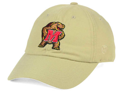 Maryland Terrapins Top of the World NCAA Main Adjustable Cap