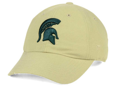 Michigan State Spartans Top of the World NCAA Main Adjustable Cap