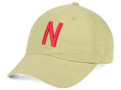 Nebraska Cornhuskers Top of the World NCAA Main Adjustable Cap