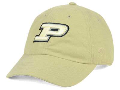 Purdue Boilermakers Top of the World NCAA Main Adjustable Cap