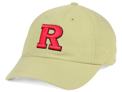 Rutgers Scarlet Knights Top of the World NCAA Main Adjustable Cap