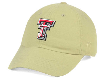 Texas Tech Red Raiders Top of the World NCAA Main Adjustable Cap