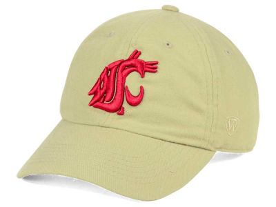 Washington State Cougars Top of the World NCAA Main Adjustable Cap