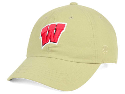 Wisconsin Badgers Top of the World NCAA Main Adjustable Cap
