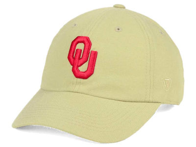brand new dc9ba cd57a Oklahoma Sooners Top of the World NCAA Main Adjustable Cap