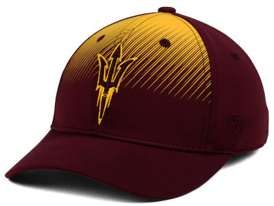 Arizona State Sun Devils Top of the World NCAA Fallin Stretch Cap