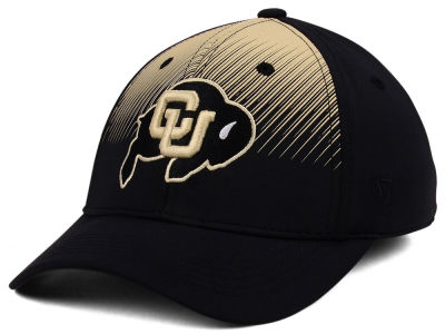 Colorado Buffaloes Top of the World NCAA Fallin Stretch Cap
