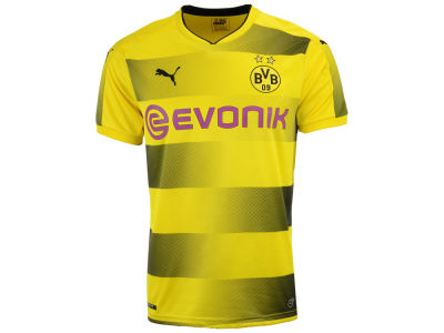 Borussia Dortmund Puma Men's Club Home Team Jersey