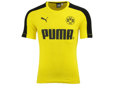 Borussia Dortmund Puma Men's Club Team Jersey Hook T-Shirt