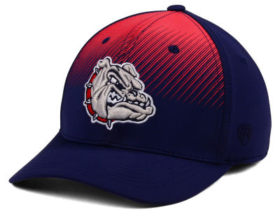 Gonzaga Bulldogs Top of the World NCAA Fallin Stretch Cap