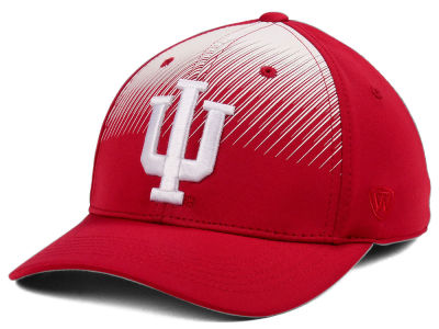 Indiana Hoosiers Top of the World NCAA Fallin Stretch Cap