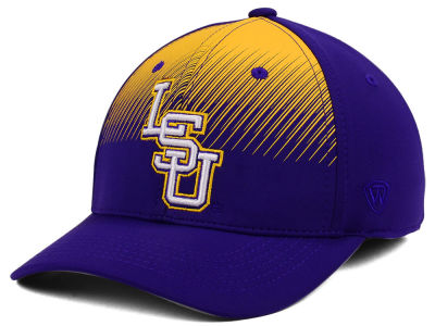 LSU Tigers Top of the World NCAA Fallin Stretch Cap
