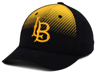 Long Beach State 49ers Top of the World NCAA Fallin Stretch Cap