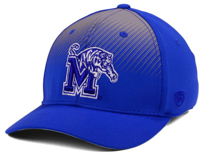 Memphis Tigers Top of the World NCAA Fallin Stretch Cap